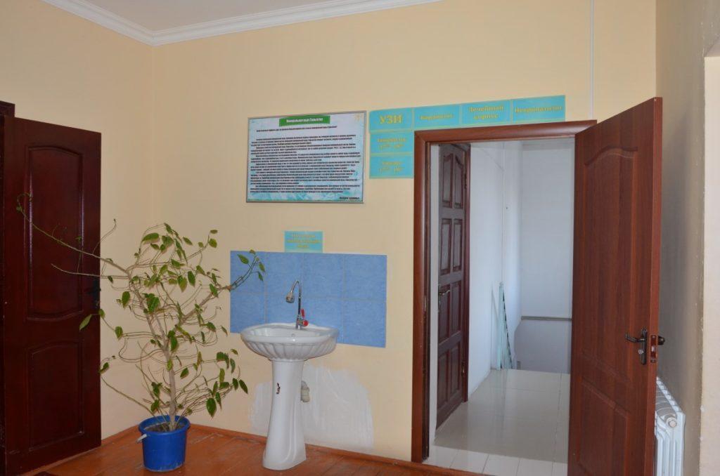 Санаторий Асель в Сарыагаше
