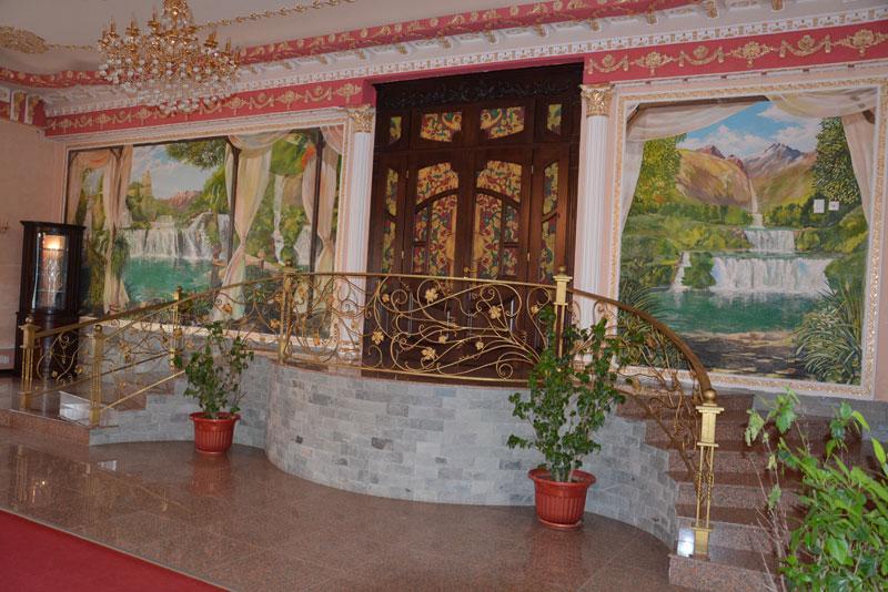 Санаторий Алтынай в Сарыагаше