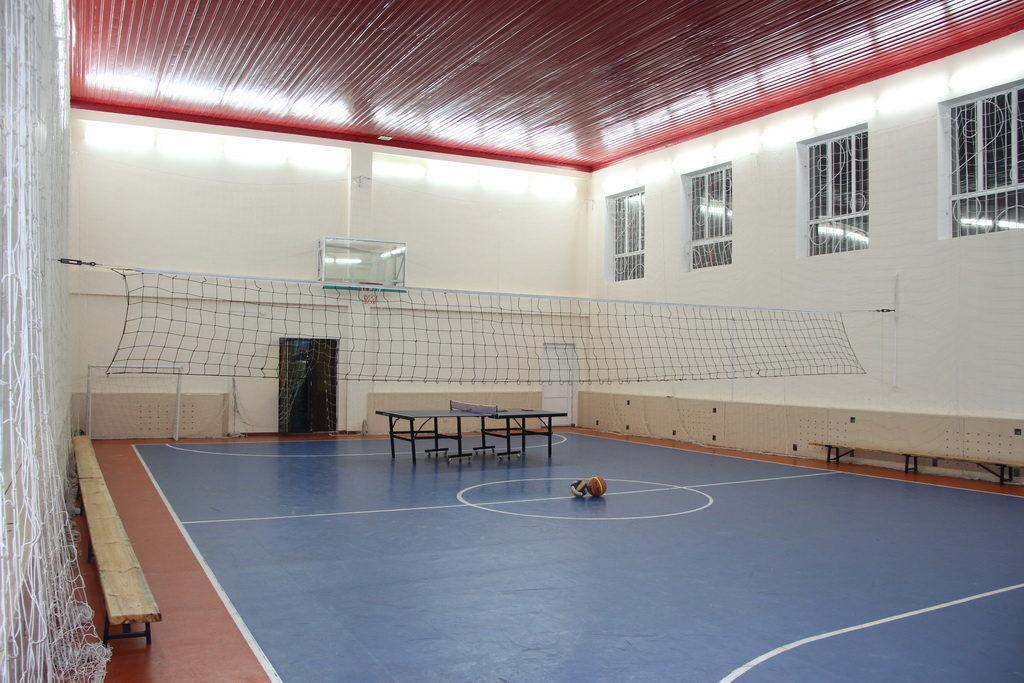 Санаторий Коктерек в Сарыагаше