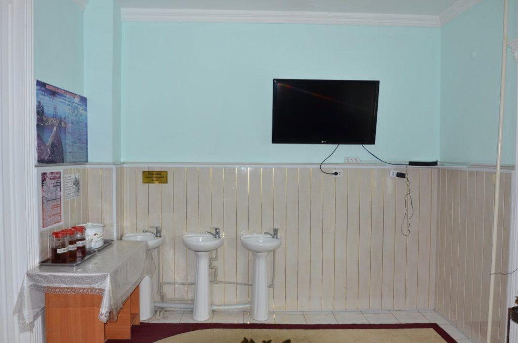 Санаторий Сая в Сарыагаше