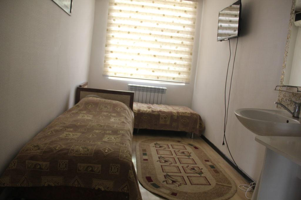 Санаторий Ак булак в Сарыагаше