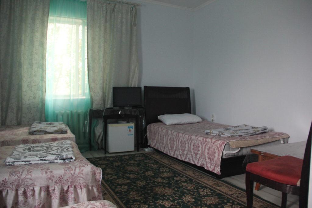 Санаторий Айша Биби в Сарыагаше