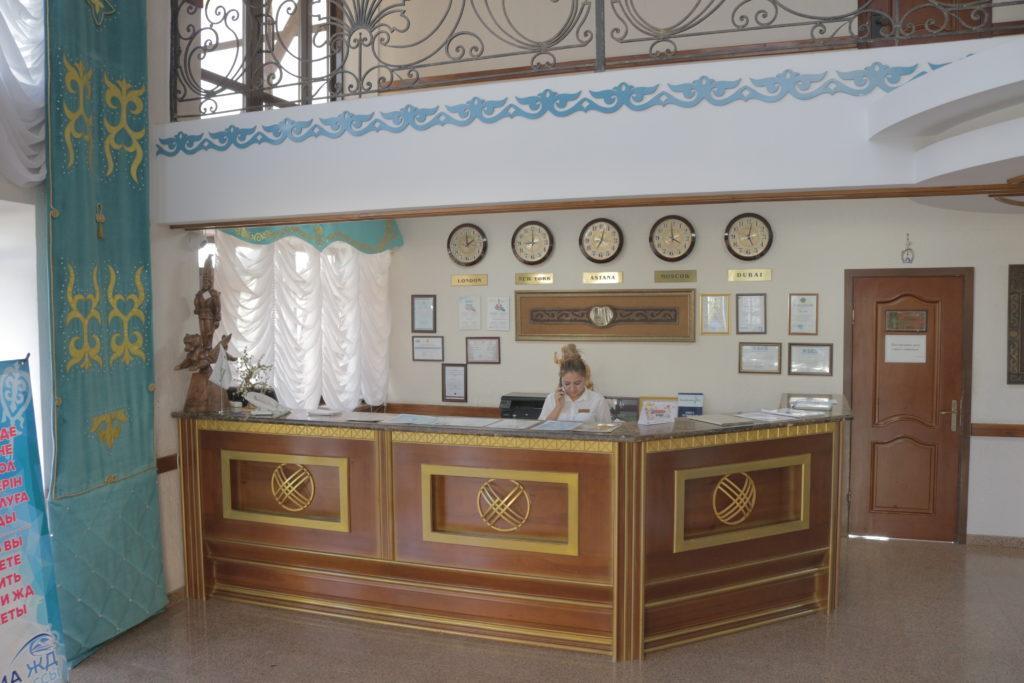 Санаторий Казахстан KZ в Сарыагаше