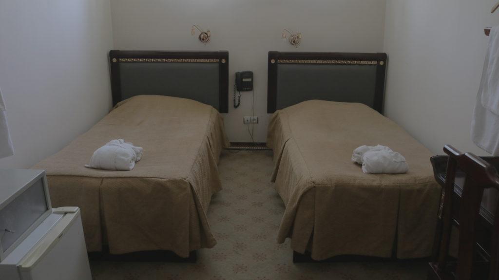 Санаторий Окси в Сарыагаше